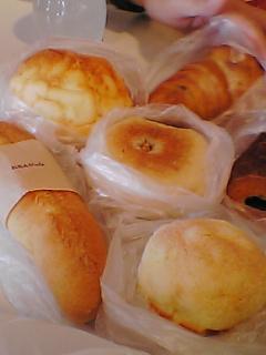 船上のパン